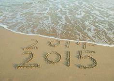 Selamat jln 2014 & slmat datang 2015