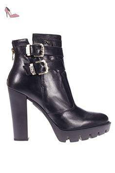 Noir jardins Femme bûche avec plateau a616503d-100bûche avec plateau - noir - noir, 35 EU EU - Chaussures nero giardini (*Partner-Link)