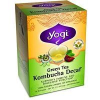 Green Tea Kombucha Decaf 16 BAG * Be sure to check out this awesome product. Note: It's an affiliate link to Amazon.