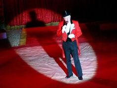 Take her to the circus, where you have arranged for the ringmaster to pop the question. Real WOW factor