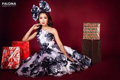 dress by Doãn Huy design -------------------------------      THIẾT KẾ - MAY - BÁN - CHO THUÊ                  #áodài By #doanhuydesign  Contact  :  0708.669.739  Address :  32 Ký Con P.7 Q.Phú Nhuận Strapless Dress Formal, Formal Dresses, One Shoulder, Fashion, Tea Length Formal Dresses, Moda, Formal Gowns, Fashion Styles, Black Tie Dresses