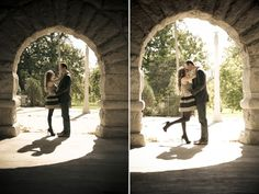 Antonia Mario's Lincoln Park Engagement Session By Gerber+Scarpelli Photography Instagram @gerberscarpelliweddings #gerberscarpelliweddings
