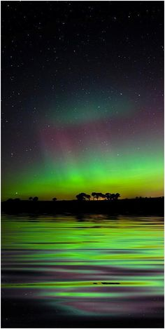 Out of this world, but not out of the United Kingdom... This amazing photo of the Northern Lights was actually taken in North Fife, Scotland in October last year... (via visitscotland.com)