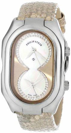 Philip Stein Women's 11-ICHW-PGGL Prestige Diamond Dial Gold Python Strap Watch Philip Stein http://www.amazon.com/dp/B00BS7XTWA/ref=cm_sw_r_pi_dp_isLItb1TT1SH5287