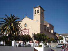 Ugíjar – Iglesia de la Virgen del Martirio *** photo Robert Bovington ***  The church was built in Mudéjar style.