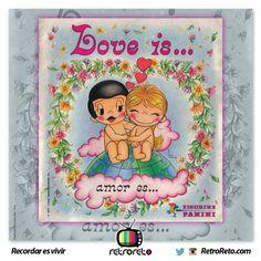 Amor Es... ♥ http://www.RetroReto.com