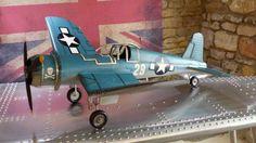 Vought F4U Plane