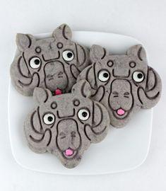 Star Wars TaunTaun Cookies