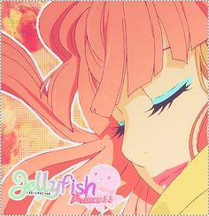 by azareli on DeviantArt Princess Jellyfish, Jelly Belly, Awesome Anime, Me Me Me Anime, Anime Stuff, Fanart, Deviantart, Manga, Random