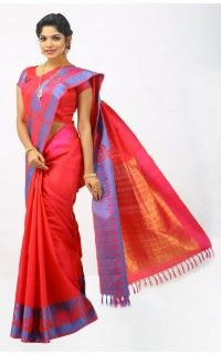 The Chennai Silks -Bairavi Traditional Silk Saree