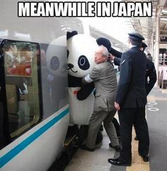 Meanwhile, in Japan...