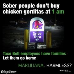Is marijuana really harmless? - Imgur