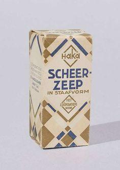 Scheer Zeep