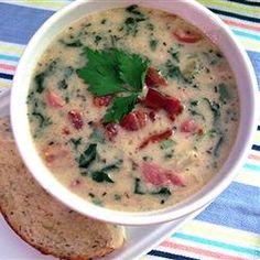 Rich Italian Sausage and Potato Soup Recipe on Yummly