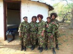 Les Black Mamba forment la première équipe anti-braconnage féminine