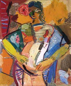 Arte Moderno.- Merello, Obra Reciente. Últimas Pinturas 2008 y 2009. Exposiciones Actuales. Madrid, Valencia. Galerías de Arte.