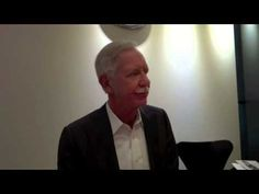 """A talk with a real hero! Chesley """"Sully"""" Sullenberger at Jeanrichard Bas..."""