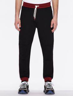 Armani Exchange SPORTS TROUSERS, Jogger for Men | A|X Online Store Mens Joggers, Sweatpants, Sports Trousers, Store, Shopping, Fashion, Moda, Fashion Styles, Larger