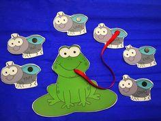 Wilczy głód żaby - czytamy metodą krakowską - Dwa dodać dwa równa się pięć- kreatywne zabawy edukacyjne Inspiration For Kids, Special Needs, Montessori, Letters, Education, Children, Model, Phonological Awareness, Diet