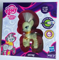 my little pony toys | My Little Pony Friendship is Magic Zecora Exclusive Toy Review