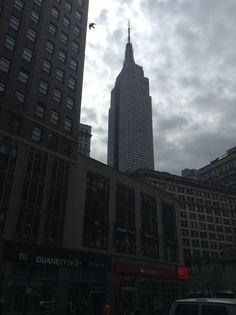 Empire strikes back in New York