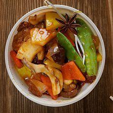 Свинина в кисло-сладком соусе рецепт – китайская кухня: основные блюда