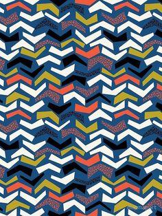 Paul Allitt Geometric Pattern Design, Graphic Patterns, Textile Patterns, Textile Prints, Cool Patterns, Abstract Pattern, Textile Design, Fabric Design, Print Patterns