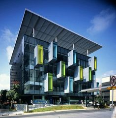 Bishan Public Library by Look Architects. Singapore