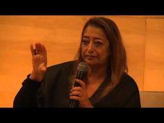 Conversa com Zaha Hadid - Arq.Futuro Rio de Janeiro 2012