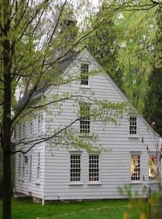 Beautiful saltbox!