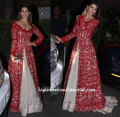 Jacqueline in Manish Malhotra Indian Wedding Outfits, Pakistani Outfits, Indian Outfits, Indian Clothes, Kurti Designs Party Wear, Lehenga Designs, Indian Gowns Dresses, Indian Designer Suits, Anarkali Dress