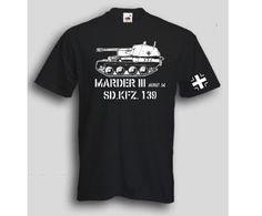 T-Shirt Marder 3 / mehr Infos auf: www.Guntia-Militaria-Shop.de