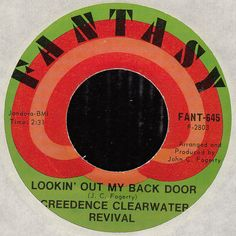 Fantasy US 45 record label, early 70's by Ron-Kane, via Flickr