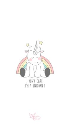 Unicorn quotes wallpaper for phones Iphone Wallpaper Unicorn, Unicornios Wallpaper, Unicorn Backgrounds, Unicorn Lockscreen, Trendy Wallpaper, Desktop Backgrounds, Wallpaper Quotes, I Am A Unicorn, Rainbow Unicorn