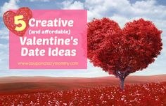 Valentine's Day will soon be here. Yep, it's the holiday created by Hallmark and Hershey's designed to pressure people into spending too much money, in order to create a magical and date with the one we love. Oh, nooooooo!  But there's no need to break the bank. Here's my list of 5 Affordable and Creative Valentine's Date Ideas to help you save some cash and still deliver an unforgettable time with your special someone…