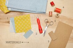 Who woulda thought making handmade bow ties would be a such a breeze? We teamed with Amy from The Lovely Find to put together this really easy DIY for all of you … or y'all! All you need are a couple materials and you're ready to go.  You will need: 1. Fabric     2. ... [Read more...]