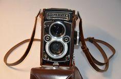 Rolleiflex TLR 3 5 F Schneider Kreuznach Xenotar 75mm 3 5 12 24 | eBay