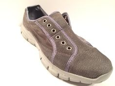 Bernie Mev Women's Sneaky Grey Comfort Shoe 40 M EUR ** Startling review available here  : Outdoor sandals