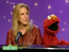 Diana Krall sings Everybody's Song   with.... EVERYBODY! lol!  I enjoy Sesame Street ENTIRELY   too much!