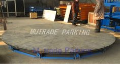 China parking system Mechanical Car turntable car rotating platform for cars, View rotating platform for cars, Mutrade Product Details from Qingdao Mutrade Co., Ltd. on Alibaba.com