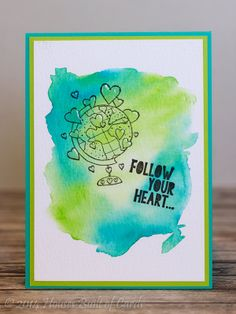 Houses Built of Cards: Follow Your Heart...