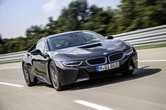 BMW i8 Test Drive: You Don't Want to Miss This One-of-a-Kind Sports Car (BAMXF)