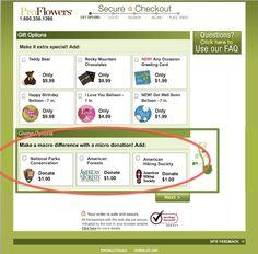 Captar micro-donaciones a través de sitios de e-commerce ¿Qué opinas?