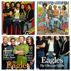 The Eagles...for all times...and forever...