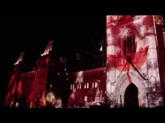 For the first time ever. 'Northern Lights: Sound and Light Show' - Ottawa Tourism