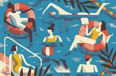 Updates from top-notch illustrator and 2014 graduate David Doran