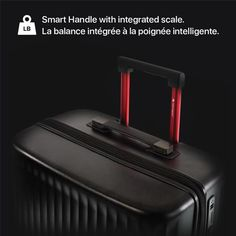 Smart Luggage® Carry-on Electronic Parts, Carry On, 21st, Hand Luggage