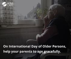 Old Person, International Day, Indian Festivals, Aging Gracefully, Chronic Illness, Calendar, Parents, Challenges, Age