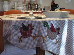 SWEET PATCH: ¡¡ Vuelven las gallinas !! detalles