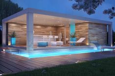 House Pool Design Ideas - screenshot